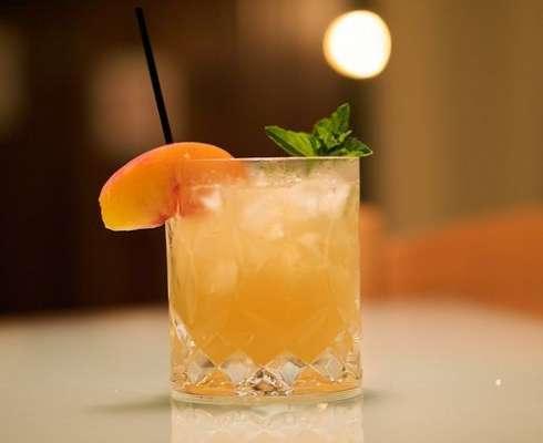 Peach Drink Recipe In Urdu