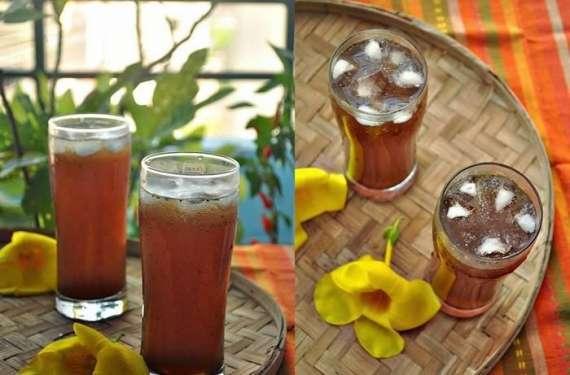 Imli Aloo Bukhara Sharbat Recipe In Urdu