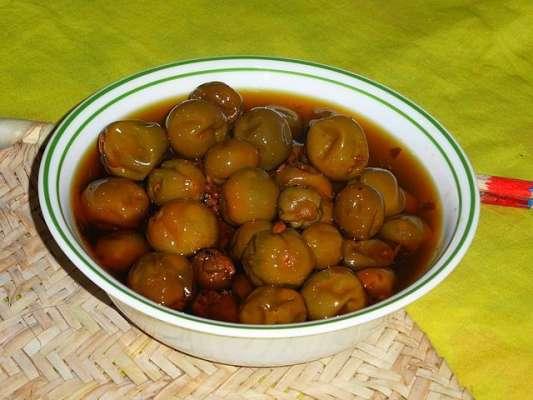Achar Lahsoora One Recipe In Urdu
