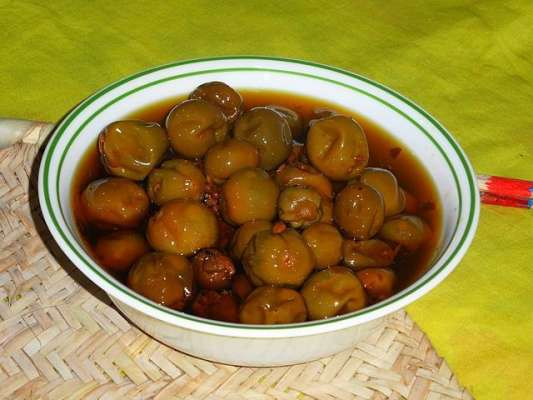 Lasoora Achar  Recipe In Urdu