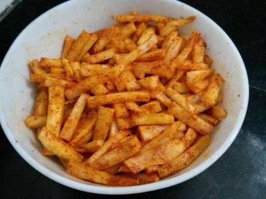 Mooli Ka Achar  Recipe In Urdu