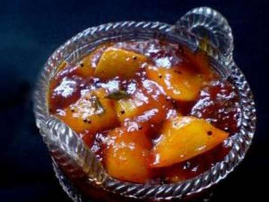 Sweet Mango Pickle Recipe In Urdu