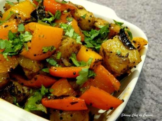 Sabzi Achar Recipe In Urdu