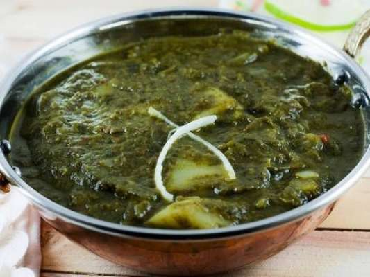 Sindhi Palak Recipe In Urdu