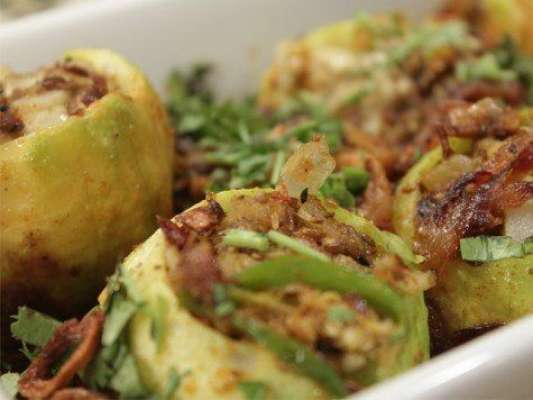 Daal Bharay Tinday Recipe In Urdu