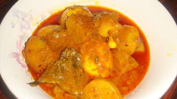 Bhuni Fish With Aloo Recipe In Urdu