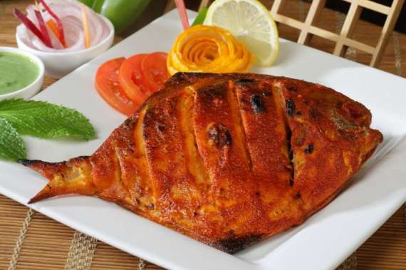 Tandoori Machli Recipe In Urdu