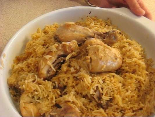 Murgh Chawal Recipe In Urdu