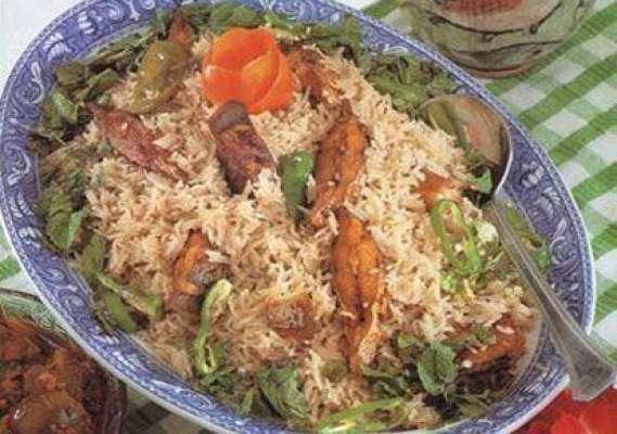Machli Chawal Recipe In Urdu