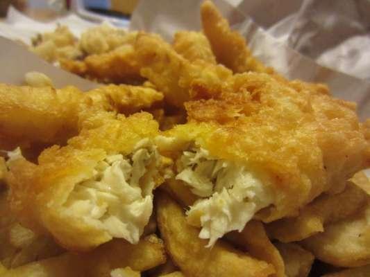 Double Fried Fish Recipe In Urdu