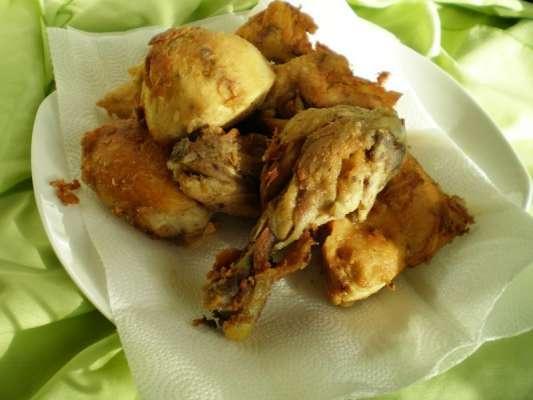 Deep Fried Crabs Recipe In Urdu