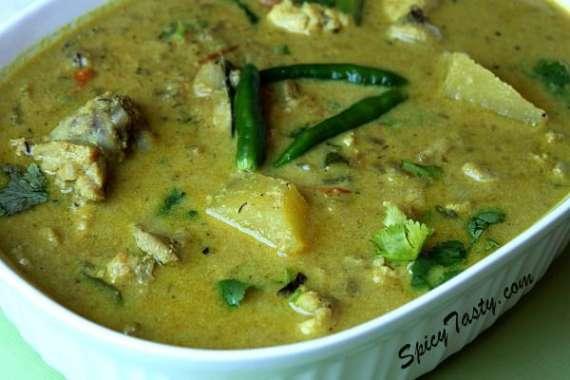 Chicken Hari Mirch Ke Sath Recipe In Urdu