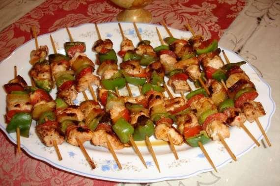 Chicken Shashlik Recipe In Urdu