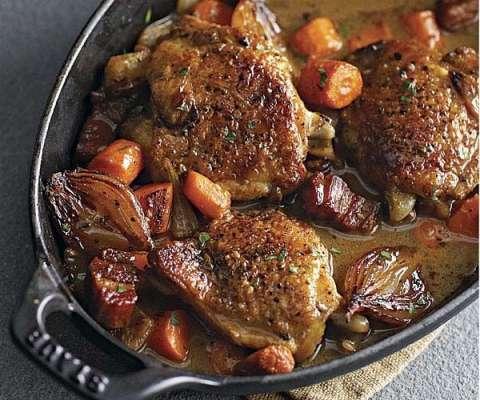 Braised Chicken Recipe In Urdu