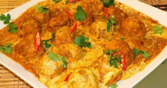 Sweet And Sour Kofta Recipe In Urdu