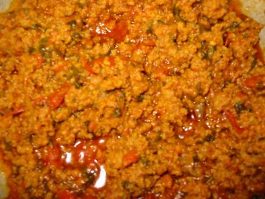Sapai Geti Aur Keema Tamatar Recipe In Urdu