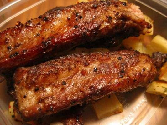 Slippery Meat Slice Recipe In Urdu