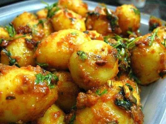Panch Khuboon Wala Dum Nucht Recipe In Urdu