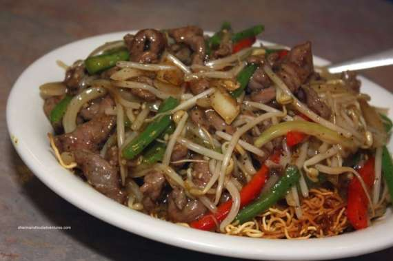 Beef Chow Mein Recipe In Urdu