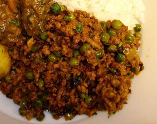 Mutter Beef Recipe In Urdu