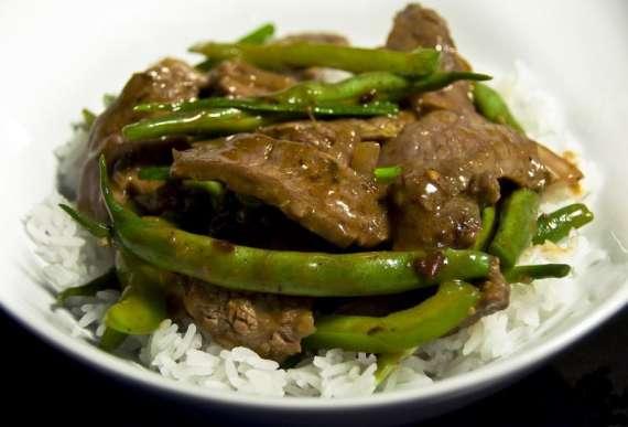 Beef And Green Pepper Recipe In Urdu