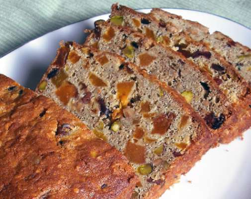 Dry Fruit Cake Slice Recipe In Urdu