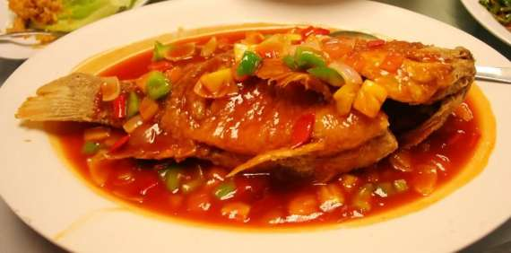 Chinese Masala Fish Recipe In Urdu