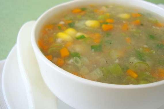 Thai Style Sweet Corn Soup Recipe In Urdu