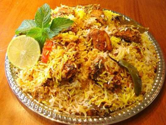 Hyderabadi Kachay Gosht Ki Biryani Recipe In Urdu