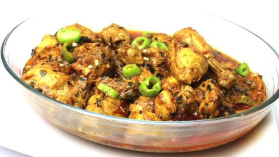 Kastoori Chicken White Karahi Recipe In Urdu