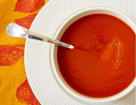 Red Chili Sauce Recipe In Urdu