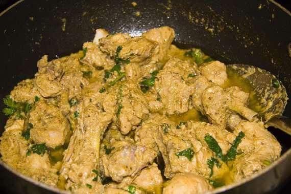 Safed Murgh Karahi Recipe In Urdu