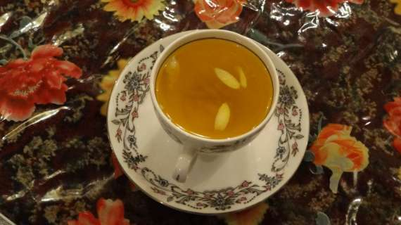 Kashmiri Kahwa Recipe In Urdu