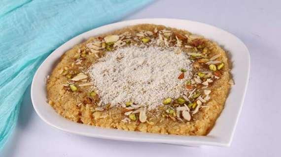 Coconut Halwa Recipe In Urdu