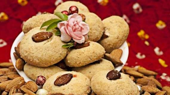 Badam Biscuit Recipe In Urdu
