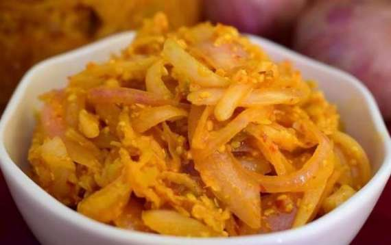 Pickled Onion Recipe In Urdu