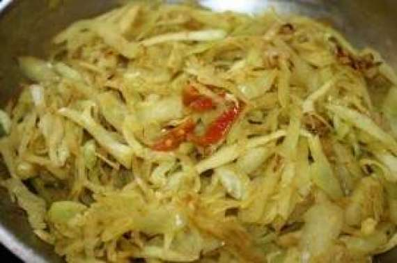 Band Gobhi Ka Safaid Salan Recipe In Urdu