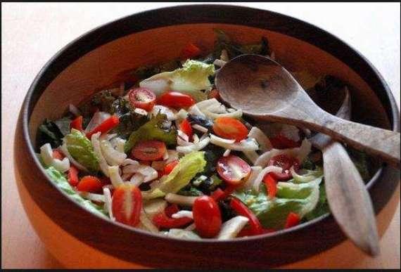 Italian Salad Recipe In Urdu