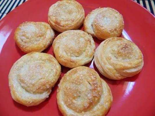 Methi Bakarkhani Recipe In Urdu