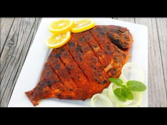 Lebanese Tandoori Fish Recipe In Urdu Cook In Just 20 Minutes