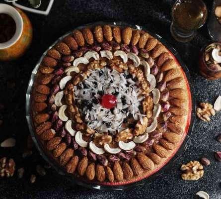 Dry Fruit Cake Recipe In Urdu