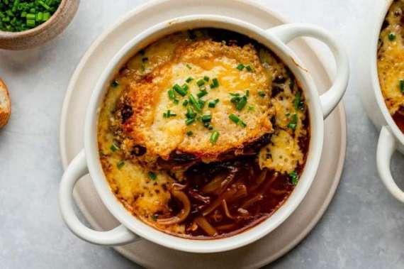 French Onion Soup Recipe In Urdu
