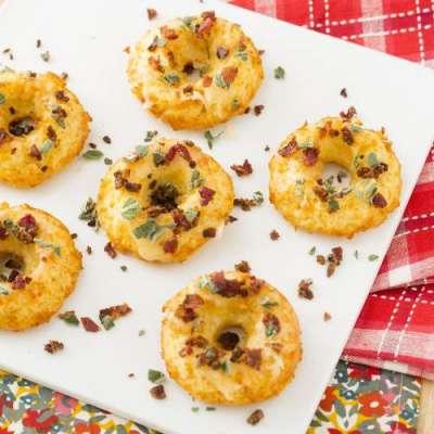 Potato Cheese Donuts Recipe In Urdu