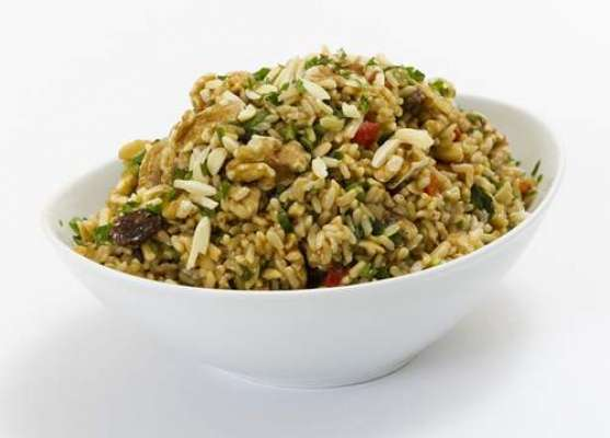 Easy Brown Rice Salad Recipe In Urdu
