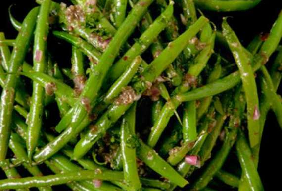French Beans Vinaigrette Recipe In Urdu