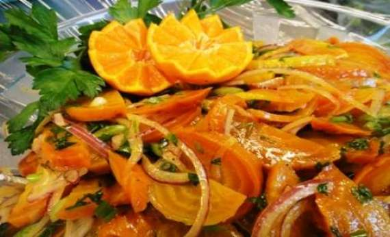 Golden Salad Recipe In Urdu