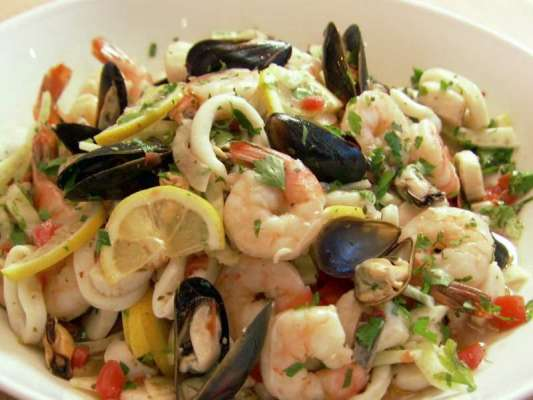 Shellfish Salad Recipe In Urdu