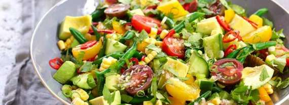 Vegetable Salad With Herbs Recipe In Urdu