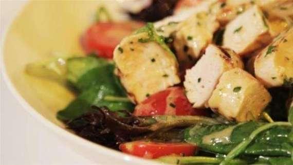 Asparagus Tarragon Dressing Recipe In Urdu