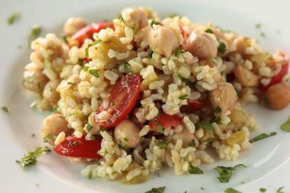 Brown Rice Salad Recipe In Urdu